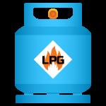 New-gas-LPG-Gas-icon